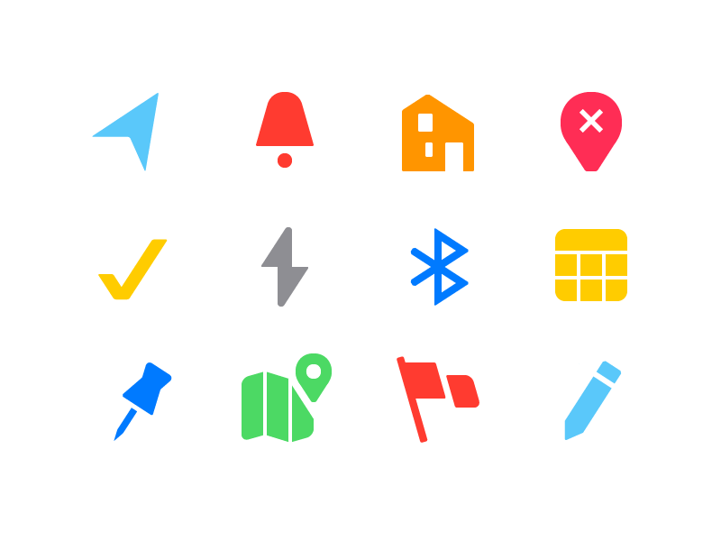 artsebasov find my stuff unused icons
